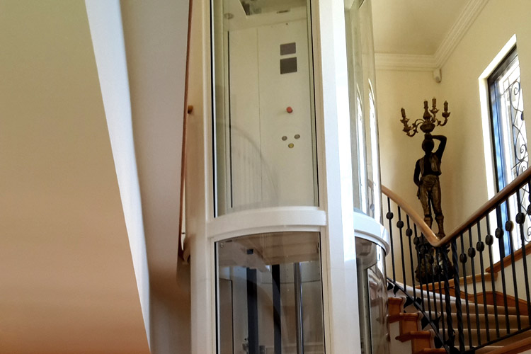 Deluxe, Elegant Home lifts that add style and value to your home