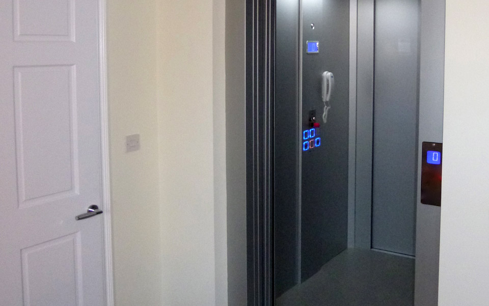 Shaft Lifts The Easy Range of Home Lifts