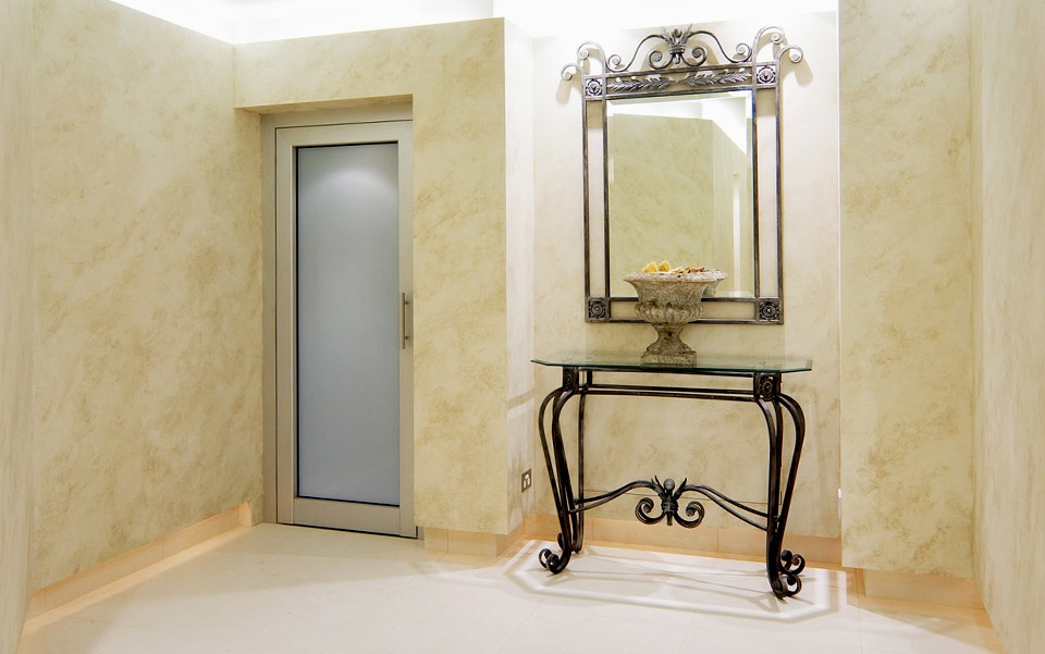 Home Lifts - Designed to fit into a purpose built shaft