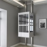 New Domestic Home Elevator brings a touch of class to the through floor Lift market place