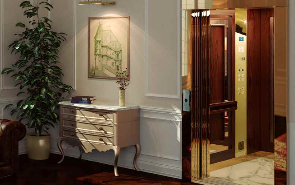 Elegant Home Lifts that will add value to your property